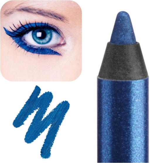 Urban Decay abyss blue